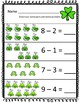 St. Patrick's Day Math Bundle