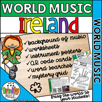 St. Patrick's Day Celebration - Irish Music (World Music)