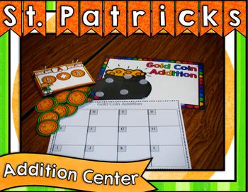 St. Patrick's Day Center ~ Addition