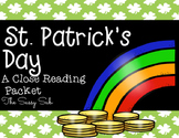 St. Patrick's Day Close Reading Packet