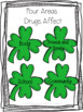 St. Patrick's Day Counseling Activity on Drug Awareness, G