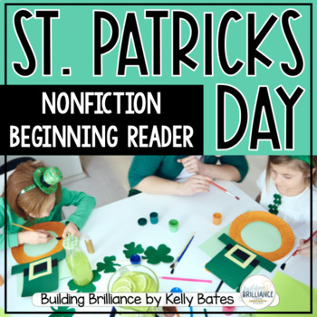 St. Patrick's Day Emergent Reader