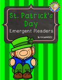 St. Patrick's Day Emergent Readers