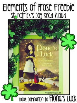 St. Patrick's Day - Fiona's Luck Book Companion