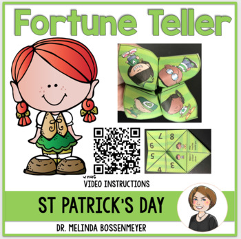 St. Patrick's Day Fortune Teller Game