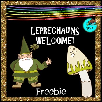 St. Patrick's Day Freebie - Writing - Animals, poets, musi