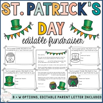 St. Patrick's Day Fundraiser