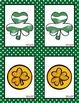 St. Patrick's Day Game - Shamrock Memory Match
