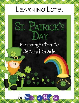 St. Patrick's Day Games and Activities for Kindergarten, F