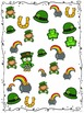 St. Patrick's Day Graphing