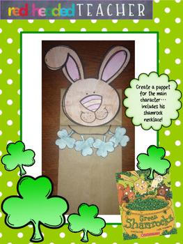 St. Patrick's Day Puppet Craft