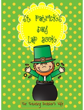 St. Patrick's Day Lap Book