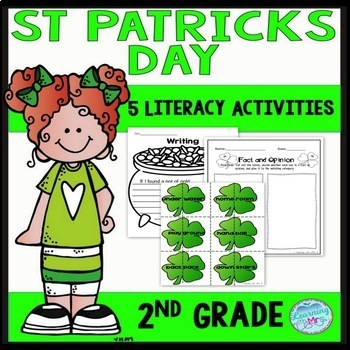 St. Patrick's Day Literacy Center