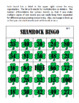 St. Patrick's Day Math Bingo (3rd, 4th, 5th Math Fluency)