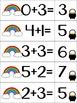 St. Patrick's Day Math Center Mini Bundle