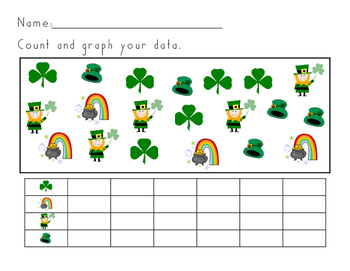 St. Patrick's Day Math