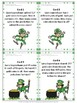 St. Patrick's Day Math Review Scavenger Hunt