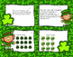 St. Patrick's Day Math Task Cards (2nd grade)
