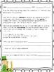 St. Patrick's Day Math and ELA