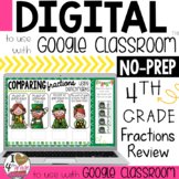 St Patrick's Day Math for Google Classroom