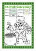 St. Patrick's Day Maths and Literacy Activities- Grade 1