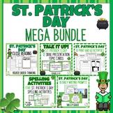 St. Patrick's Day Mega Bundle - St. Patrick's Day Themed E