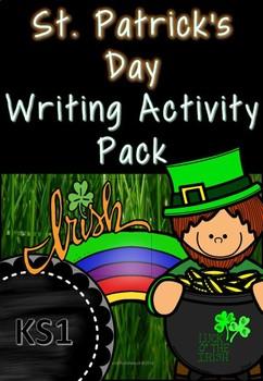 St. Patrick's Day Mini Writing Pack