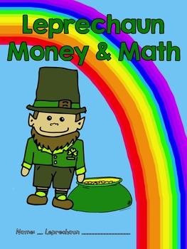 St. Patrick's Day Money and Math