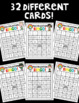St. Patrick's Day Multiplication BINGO! 32 Different Cards!