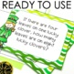 ST. PATRICK'S DAY Multiplication Task Cards