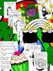 St. Patrick's Day NO PREP Resource  FUN Language Based Activities