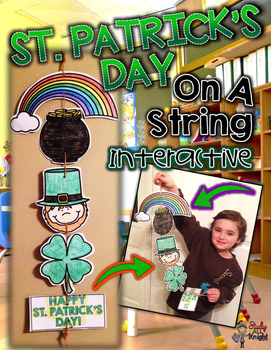 ST. PATRICK'S DAY ON A STRING INTERACTIVE