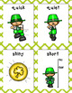 St. Patrick's Day Parts of Speech Literacy Activity