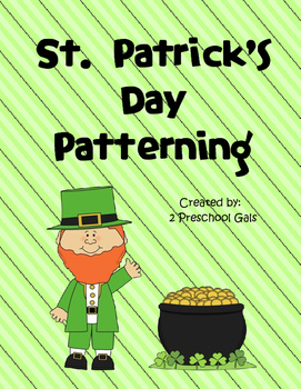 St. Patrick's Day Patterning