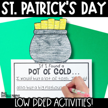 St. Patrick's Day Printables and Activities!