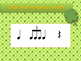 St. Patrick's Day Rhythm Reading Practice Interactive Game