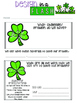 St. Patrick's Day - STEAM/STEM Activity