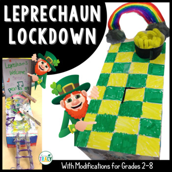 St. Patrick's Day STEM Challenge: Leprechaun Lockdown