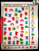 St. Patrick's Day Speech Therapy Seeking Activity {articulation}