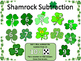St. Patrick's Day / Shamrock addition & subtraction Bundle Pack