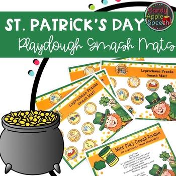 St. Patrick's Day Smash Mats