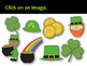 St. Patrick's Day Solfege Reading Practice Interactive Game {do}