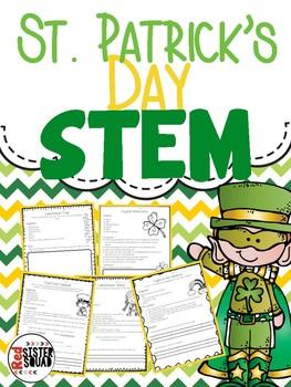 St. Patrick's Day Stem (March STEM)