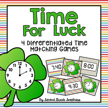 St. Patrick's Day Time Game