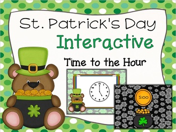 St. Patrick's Day Time to the Hour Game