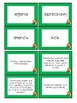 St. Patrick's Day Vocabulary Task Cards and Worksheets