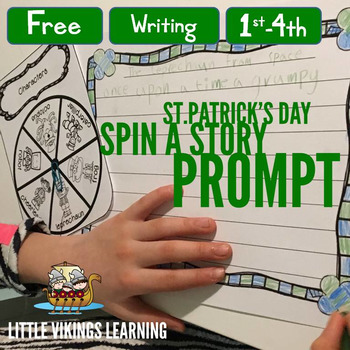 St. Patrick's Day Writer's Workshop Story Prompts