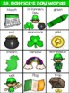 St. Patrick's Day Writing Centers
