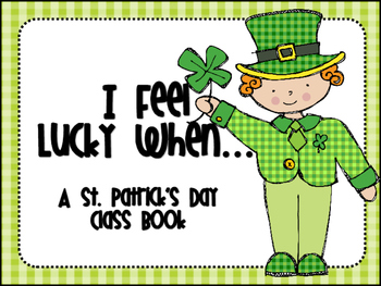 St. Patrick's Day Writing Prompt