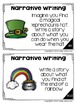 St. Patrick's Day Writing Prompts: Opinion, Informative, N